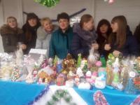 Благотворительная ярмарка, посвященная Дню Cвятителя Николая Чудотворца